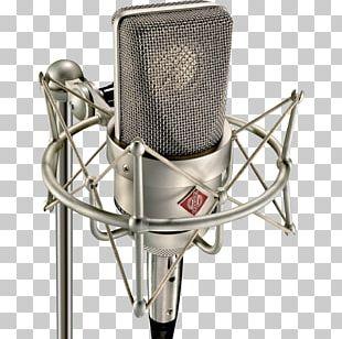Microphone Georg Neumann Recording Studio Condensatormicrofoon Sound PNG