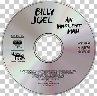 Compact Disc An Innocent Man Disk Portable Network Graphics PNG