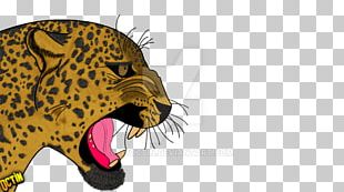 Mascot Jaguar Cars Design PNG
