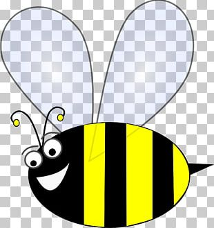 Honey Bee Insect PNG