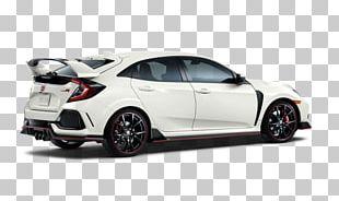 2018 Honda Civic Type R Car Honda Motor Company 2018 Honda Civic Hatchback PNG