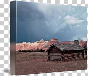 Gallery Wrap Frames Ghost Ranch Stock Photography PNG