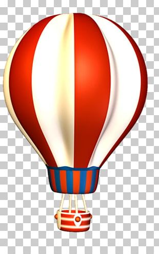 Hot Air Balloon Drawing Child PNG