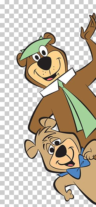Yogi Bear Cartoon PNG