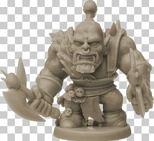 Cool Mini Or Not Arcadia Quest Board Game Sculpture Miniature Figure PNG
