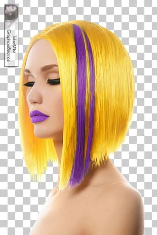 Hairstyle Capelli Dye Cosmetics PNG