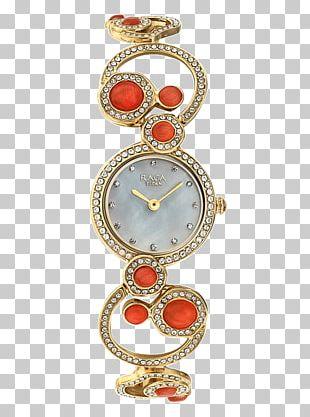 Titan Company Analog Watch Jewellery Earring PNG