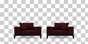 Sofa Bed Couch Armrest Comfort PNG