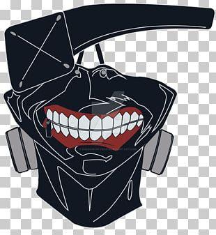 T-shirt Tokyo Ghoul Mask PNG