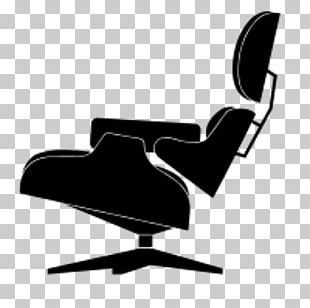 Eames Lounge Chair Charles And Ray Eames Vitra Modern Furniture PNG