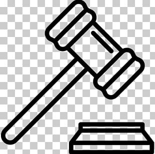 Gavel Billings Injury Lawyer Judge Computer Icons Drawing PNG