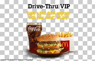 Cheeseburger McDonald's Big Mac Whopper Junk Food Fast Food PNG
