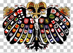 Coats Of Arms Of The Holy Roman Empire Double-headed Eagle Holy Roman Emperor PNG