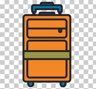 Suitcase Travel Tourism Baggage PNG