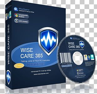 Computer Software Wise Care 365 Product Key Software Cracking PNG