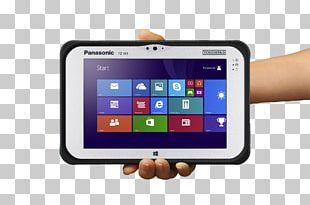 Panasonic Toughpad Rugged Computer Toughbook Intel Core PNG