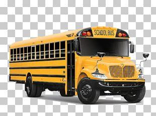Side School Bus PNG