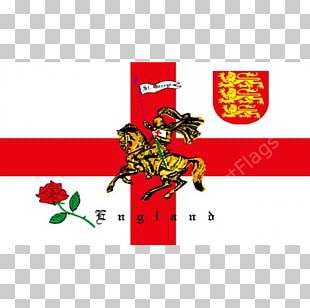 Flag Of England Saint George's Cross Saint George's Day In England PNG
