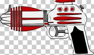 Firearm Laser Guns Raygun Laser Tag PNG