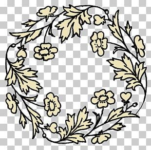 Floral Design Drawing Illustration Visual Arts PNG