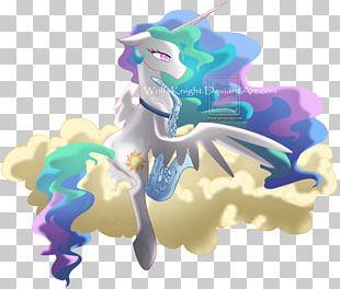 Pony Princess Celestia Winged Unicorn Horse PNG