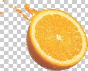 Tangelo Rangpur Mandarin Orange Juice Vegetarian Cuisine PNG