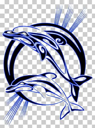 Tattoo Artist Graphics Dolphin PNG