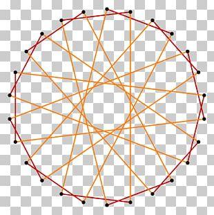 Regular Polygon Pentadecagon Tridecagon Star Polygon PNG