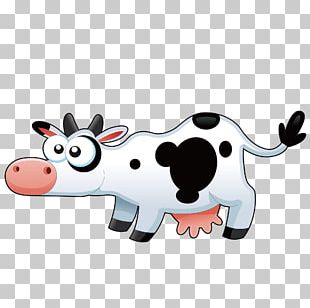 Cattle Sticker CatScat English For Kids Zombie Asylum PNG