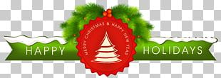Christmas Holiday Happiness PNG