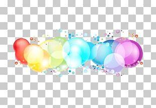Color Circle Euclidean Abstract Art PNG