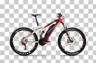 Electric Bicycle Mountain Bike Bicycle Shop Haibike PNG