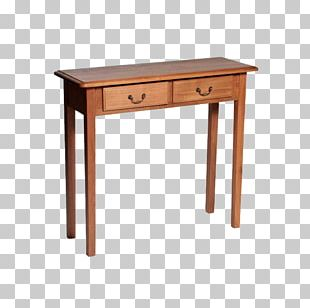 Table Desk Drawer Wood Stain PNG