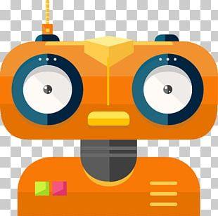 Robotics Technology Icon PNG