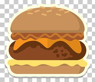 Cheeseburger Hamburger Fast Food Bacon Gouda Cheese PNG