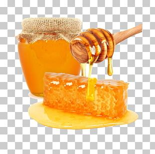Honey Bee Honeycomb Mu0101nuka Honey PNG