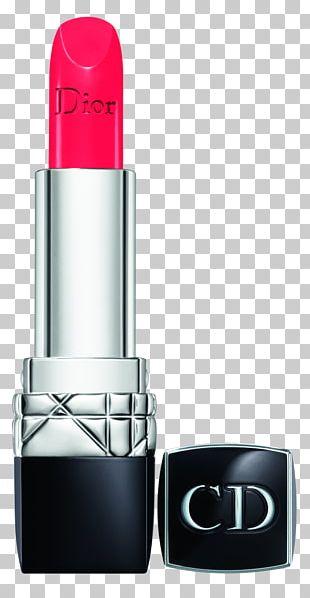 Lip Balm Lipstick Rouge Christian Dior SE Cosmetics PNG