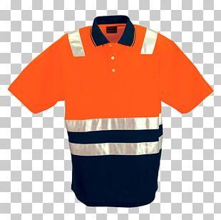 T-shirt Sleeve Polo Shirt High-visibility Clothing PNG