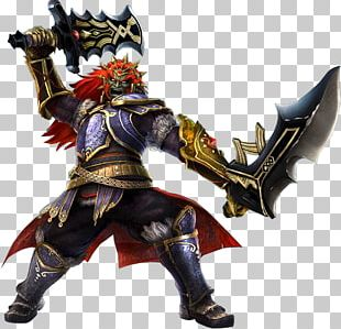 Hyrule Warriors Ganon The Legend Of Zelda Link Wii PNG