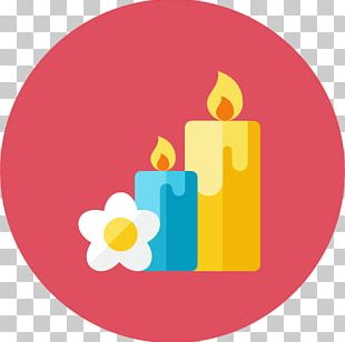 Computer Icons Candle Birthday Cake Icon Design PNG