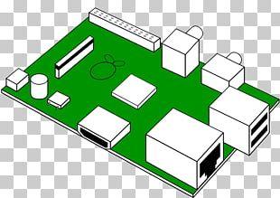 Raspberry Pi Printed Circuit Board Sonic Pi PNG