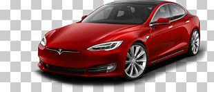 2018 Tesla Model S Tesla Motors Car Electric Vehicle PNG