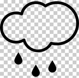 Rain Cloud Weather Forecasting Symbol PNG
