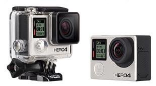 GoPro 4K Resolution Action Camera Frame Rate PNG