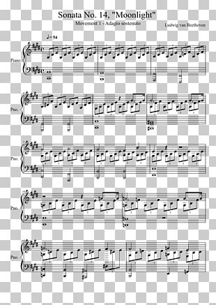 A Cruel Angel's Thesis Sheet Music Piano Song Music PNG