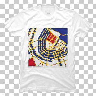 T-shirt Boogie-woogie Artist De Stijl PNG