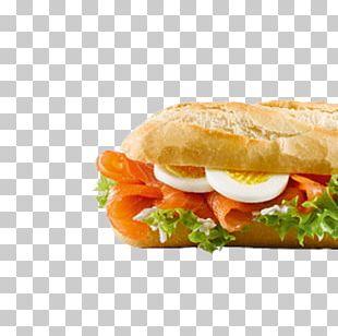 Bánh Mì Smoked Salmon Bocadillo Breakfast Sandwich Cheeseburger PNG