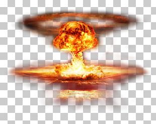 Nuclear Explosion PNG