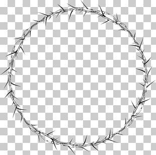 Circle Thorns PNG