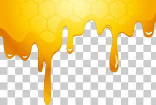 Honey Bee Honeypot PNG